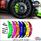 Honda Uyumlu 4lü Kaliper Kapağı Kapak Renk...