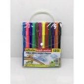 Softcolor Fırça Uçlu Keçeli Kalem
