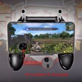 Gameped W11 Pubg Ateşleyici Tetik Joystick Controller Oyun Konsol-2