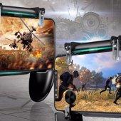 Gameped W11 Pubg Ateşleyici Tetik Joystick Controller Oyun Konsol-3