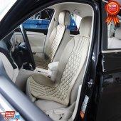 Hyundai Uyumlu Terletmeyen Ön Oto Koltuk Kılıfı Minderi