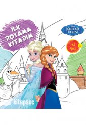 Disney İlk Boyama Kitabım Karlar Ülkesi