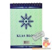 Klas Blok Not Spr A5 Kareli 100 Yp