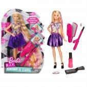 Mattel Barbie Moda Etkileyici Saçlar