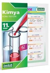 Zambak 11.sınıf Kimya Y.t