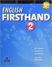 Pearson Englısh Fırsthand 2