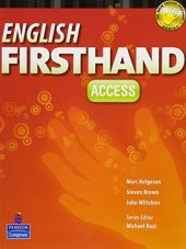 Pearson Englısh Fırsthand Access