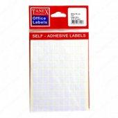 Tanex Lazer Etiket 30 Lu Ofc 131