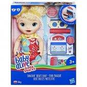 Hasbro Baby Alıve Tatlı Seven Bebeğim