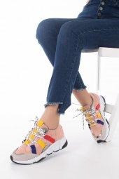 Wilda Kadın Spor Ayakkabı - Bordo-12