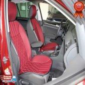 Alfa Romeo Uyumlu Vip Lüks Oto Koltuk Minderi Kılıfı
