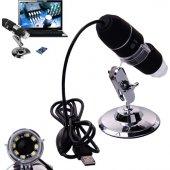 Zoomex 2mp 500x Usb Dijital Mikroskop