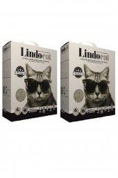 Lindo Cat Aktif Karbonlu Topaklaşan Kedi Kumu 6...