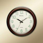 Regal 9107 Aı Fosforlu Rakamlı Büyük Büro Saati