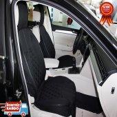 Volkswagen Uyumlu 5li Lüks Oto Koltuk Minderi