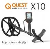 Quest X10 28cm Büyük Başlıklı