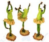 Pologift Polyester Dekoratif Balerin Kurbağalar
