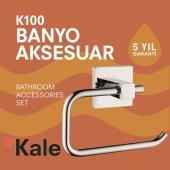 Kale K100 Krom Tuvalet Kağitliği