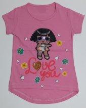 Lol Bebek Tişört Işıklı Love