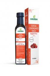 Üzüm Çekirdeği Yağı (Soğuk Pres) 250 ml