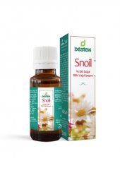 Snoil Doğal Bitki Yağı 20 Ml