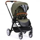 Bagi Easyfold Travel Sistem Bebek Arabası Khaki-3