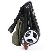 Bagi Easyfold Travel Sistem Bebek Arabası Khaki-10