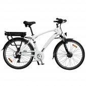 Benelli Gio Elektrikli Bisiklet Beyaz