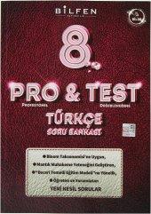 Bilfen 8. Sınıf Lgs Pro & Test Türkçe Soru Bankası