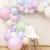 Balon Kemeri Şerit Balon Süsleme Zinciri