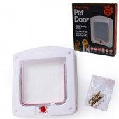 Pet Door Kedi Kapısı 20x20x3 Cm