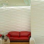 3d Boyutlu Duvar Panelı 62,5 X 80 Cm