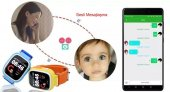 Telefon Özellikli Akıllı Çocuk Takip Saati-8