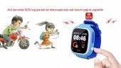Telefon Özellikli Akıllı Çocuk Takip Saati-9