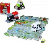 Dickie Toys Arabalı Puzzle
