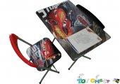 Furkan Toys Lisanslı Çocuk Masa Sandalye Seti