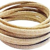 Simli Kumaş Taç Altın Rengi 6 Adet Süslemelik Taçlar