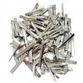 Metal Pens Toka Timsah Toka 5,5 Cm 50 Adet