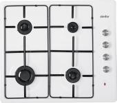 Simfer 3010 Lpg'li Beyaz Set Üstü Ocak