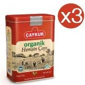 çaykur Organik Hemşin 400 Gr X 3 Adet (Teneke)