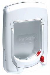 Petsafe Deluxe Manuel 4 Yonlu Kilitli Kapı Beyaz 300 Ef