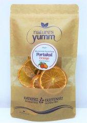 Nature' S Yumm 3' Lü Kurutulmuş Portakal Paketi Ücretsiz Kargo