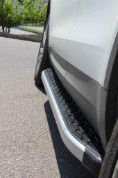 Peugeot Rifter Yan Basamak Blackline Alu U.ş...