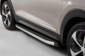 Hyundai Kona Armada Alüminyum Yan Basamak 2018 ve Sonrası-2