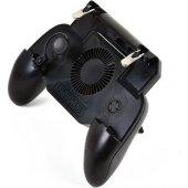 Pubg Soğutmalı (Fanlı) - Powerbankli ve Joystickli Oyun Konsolu-4