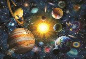 Güneş Sistemi (Puzzle 2000) 3946