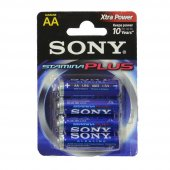 Sony Alkalin Kalem Pil 4 Lü