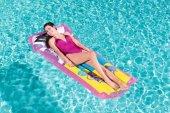 Bestway 44036 Havuz Deniz Yatağı Şişme Yatak Desenli Pembe