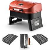 Guruss Go&grill Mega Pack Oksit Kırmızı