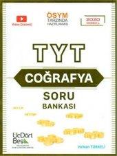 üçdörtbeş Yayınları Tyt Coğrafya Soru Bankası 2020